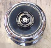 SB4 Bowl Underside with Shaft
