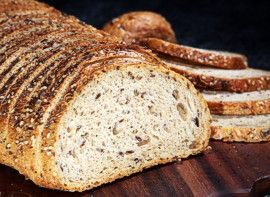 Multigrain & seed sandwich bread