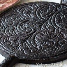 Skeppshult pizzelle pattern detail