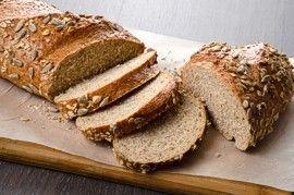Whole grain baguette
