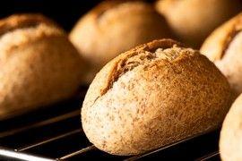 Whole grain rolls