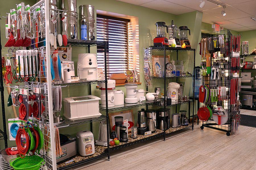 Pleasant Hill Grain Store, kitchen appliances