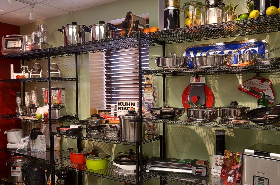 Pleasant Hill Grain Store, pressure cookers, canners, cookware